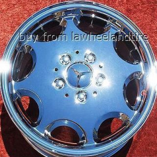 Mercedes Benz C230 C240 C280 15 Chrome OEM Wheels Rims 65190 EXCHANGE