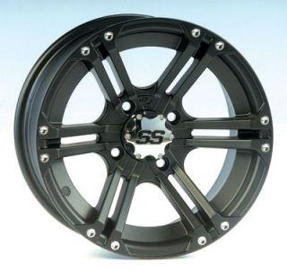 27 Swamp Lite ATV Tire SS212 Blk Wheel Kit Complete