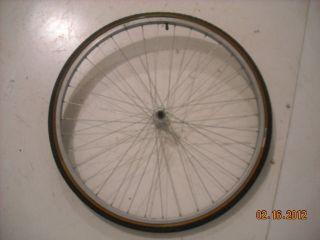 Mongoose Front 700c Road Bicycle Rim Tire Bike Parts B263