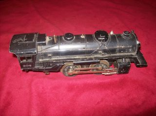 Vintage Lionel Train 204 Engine Locomotive