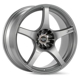 Enkei RP03 Silver 17x7 5x114 3 45 Racing Series Wheel Rim