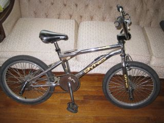 DYNO GT COMPE 2000 MADE IN USA RIMS ALL ORIGINAL MID to OLD School BMX