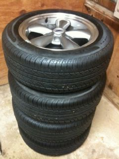 2006 Ford Mustang Wheels Tires Pirelli P Zero Nero 17 Rims