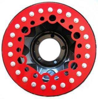 Stewcey Weld on Bead Lock Kit Complete Hardware Anti Coning Rings