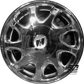 Buick Regal 1997 2004 16 inch Compatible Wheel Rim
