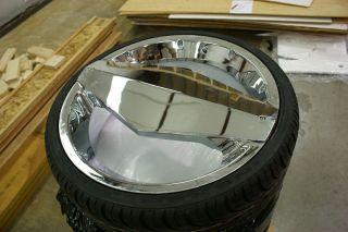 Morgana 449 275 25 Toyo Tires Chrome 5 6 Lug Wheels Rims Donk