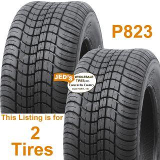 12 225 55D 12 20 5x8 5 12 Golf Cart Tires Wanda Journey P823 6PLY