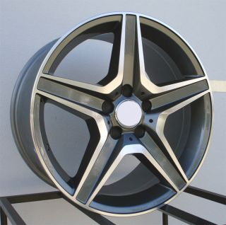 19 AMG Wheels Rims Mercedes C230 C240 C280