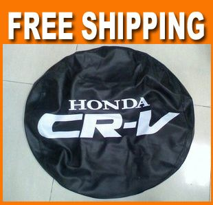 CRV CR V Soft Leather Spare Tire Wheel Cover Fit 215 60R16