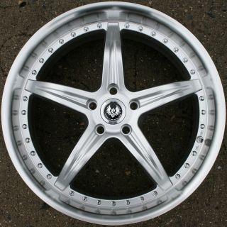 Stern de Elegance 20 H Silver Rims Wheels Lexus ES330 04 06 20 x 8 5