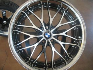 20 BMW Wheels Rim Tires 525i 528i 530i 535i 545i 550i