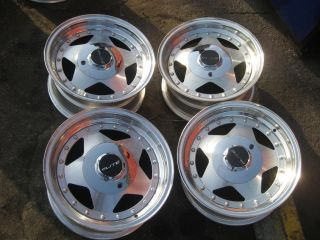 15 American Racing Aluminum Wheels AR250 5x5 5 5x139 7 Ford Dodge