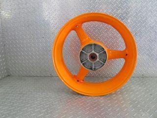 2009 Honda CBR1000RR CBR 1000 RR Rear Wheel Rim 17 x 6 00