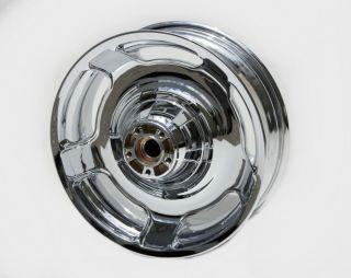 12 Harley Street Glide Streetglide Rear Wheel Rim New FLHX Show Chrome