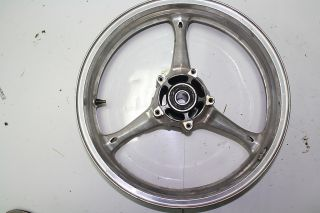 06 07 Suzuki GSXR 600 Front Wheel Rim