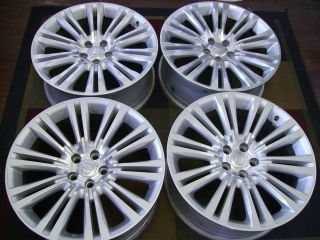 300 300 C MAGNUM DODGE CHARGER CHALLENGER 20X8 FACTORY OEM WHEELS RIMS