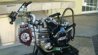 KLX 110 Engine KLX 110 Motor DRZ 110 Engine DRZ 110 Motor