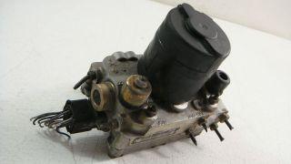 98 Land Rover Discovery ABS Pump Anti Lock Brake Module