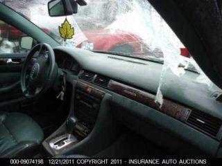 03 Audi Allroad Brake Vacuum Pump 8E0 927 317 VW Passat A4 A6 S6 B5 B5