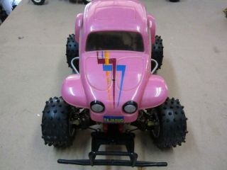 Tamiya Monster Beetle with Aluminum Rims