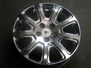 Cadillac DTS DeVille Chrome Option PA2 Factory 4619 Wheel Rim