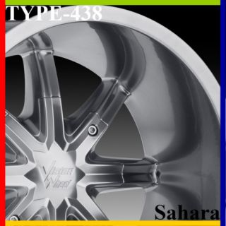 14 4x110 ATV Rims Wheels for Yamaha Grizzly 550 700