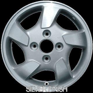 Brand New 15 Alloy Wheels Rims for 1995 2001 Honda Accord 4 Lug