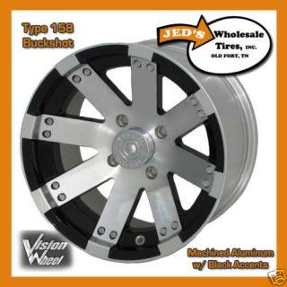 Aluminum Wheel Rim for Polaris Sportsman X2 500 550 800