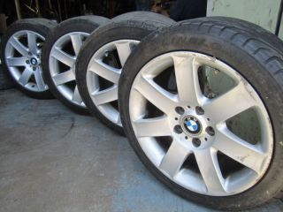 BMW E46 3 Series Wheels Wheel Rims 17 Sport Set 325i 325CI 330i 330CI