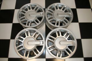 Hummer H3 16 Factory Wheels Rims 6304 A Set of 4