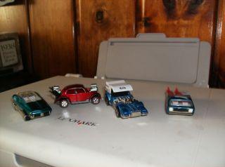 Redline Hot Wheels 1 Mutt Mobile 1WHIP Creamer Other