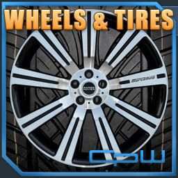 24 inch Wheels Rims Tires Package New for Land Rover Range Rover