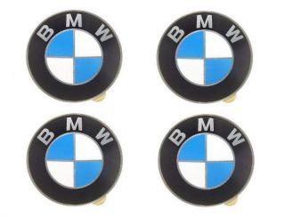 BMW Center Cap Stickers E30 318 325 2002 45mm 0824