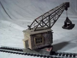 HO Model Gauge Old Crane