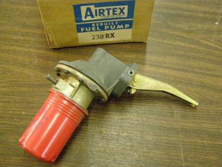 Airtex Fuel Pump Ford 1963 1964 Galaxie 390 2V