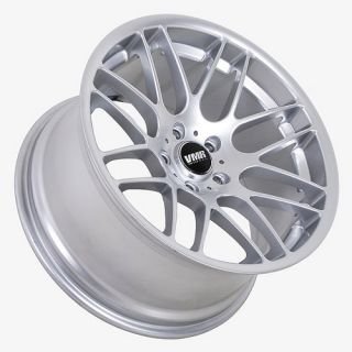 VMR 19 inch VB3 CSL Style Wheel Super Silver BMW 3 Series E90 E92 E93