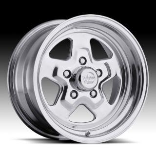 15 x8 inch Vision Sport Star Wheels Rims 5x4 5 5x114 3