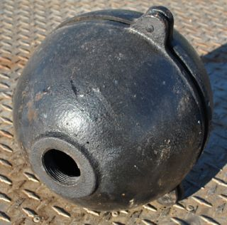 Original Rare John Deere Waterloo Boy Hit & Miss Gas Engine Cast Iron