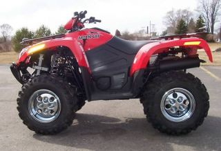 Arctic Cat ATV Chrome Wheels 02 10 400 Thundercat FIS