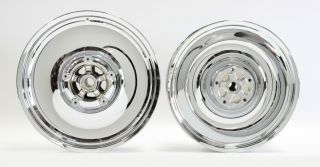 Davidson VRSC VROD V ROD Front Rear Wheel Set Wheels New Chrome Rims