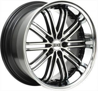 Evolve Wheels Honda Nissan Toyota Infinity Lexus 5x114 3 Rim