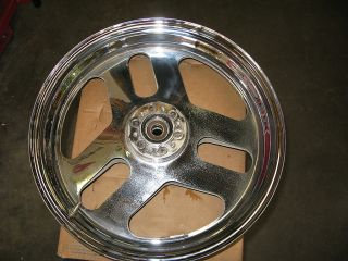 Honda CBR900RR Chrome Front and Rear Wheels See Listing