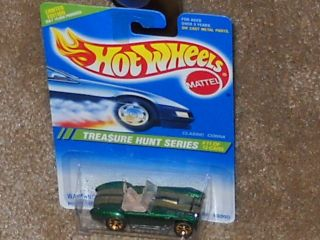 Hot Wheels 1995 Treasure Hunt Classic Cobra 11 of 12