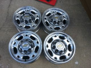 Chevy GMC 16 8 Lug Alloy Wheels Rims 2500 3500 HD Silverado Sierra