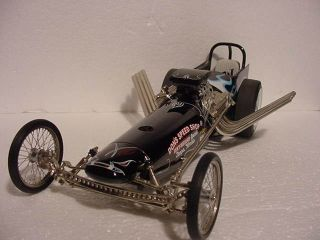Don Garlits Swamp Rat 1 Big Daddy Dragster GMP NHRA 1 18 Diecast Race