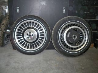 Harley Davidson Dunlop D407 D408F Tires Wheels Brand New