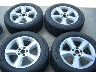18 BMW x5 Wheels Tires Rims Michelin 71533