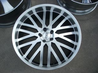 22 EXE Konkourse Wheel Rim Mercedes GL ml R 22x10 5x112 ML350 GL350