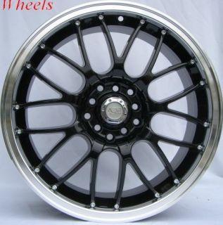 17 Rim Wheels 5 Lug Impreza Mazda 3 5 6 WRX RSX TSX TC