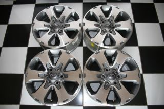 3832 Factory Ford F150 FX4 18 Wheels Rims Expedition